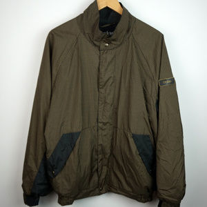 DRY JOYS FOOTJOY Herringbone Golf Jacket